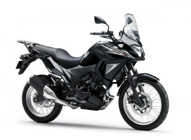 Nova Kawasaki Versys-X 300 2020