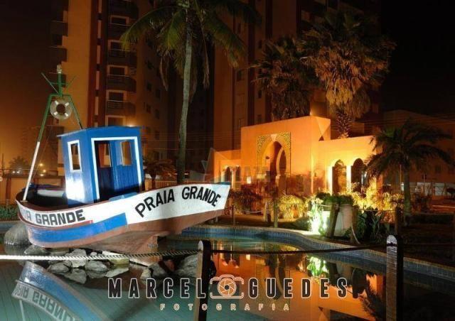 Apartamento à venda, 86 m² por r$ 425.927,00 - vila guilhermina - praia grande/sp - Foto 14