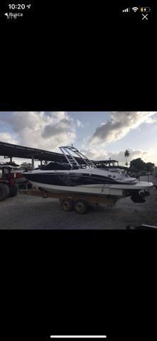 Barco Bayliner 250, motor 350hp, 37 hrs - Foto 5