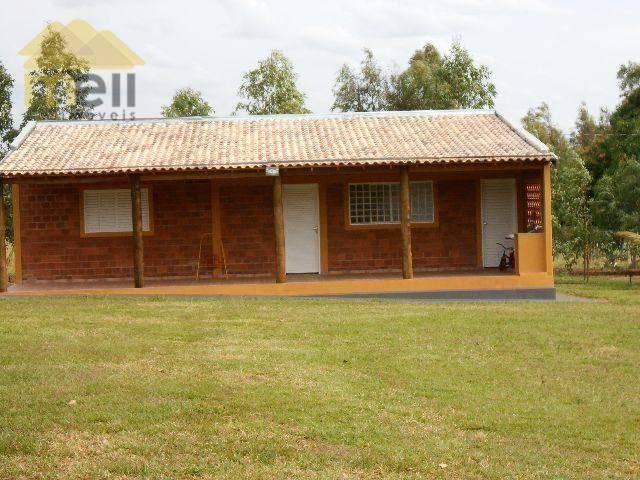 Sítio com 1 dormitório à venda, 96800 m² por R$ 590.000,00 - Zona Rural - Martinópolis/SP - Foto 2