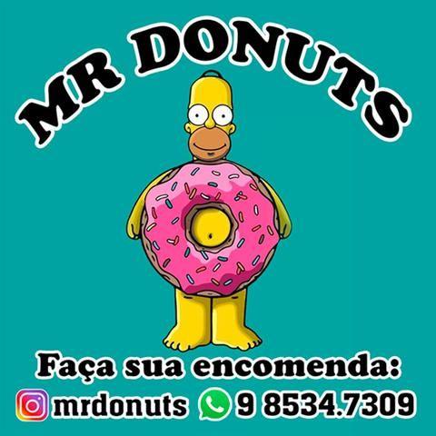 Donuts caseiro