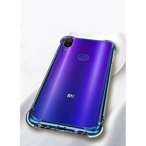 Capa Anti Impacto Xiaomi - 100% silicone (Todos modelos)