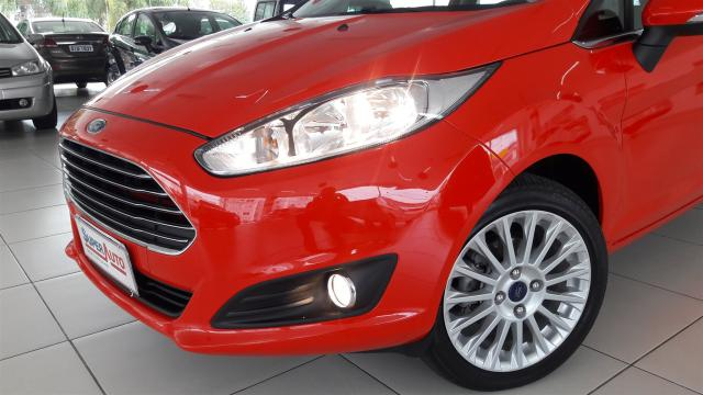 New Fiesta Titanium Automatico - 2017 - Foto 7