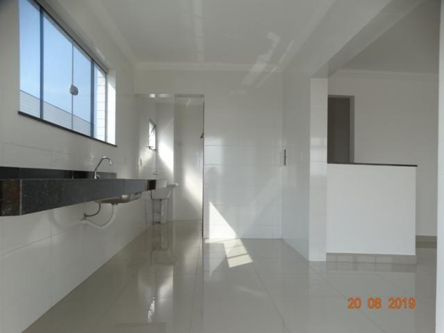 Cobertura 03 quartos c/ suíte 02 vgs jardim industrial - contagem mg - Foto 16