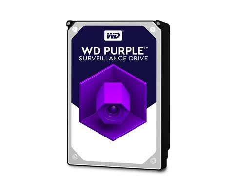 Hard Disk Western Digital Purple 4.0tb 5400rpm