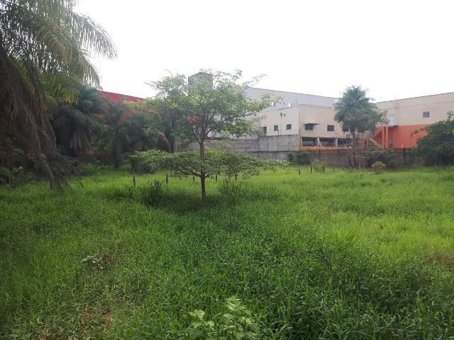 Vendo área escriturada no centro da Cidade Nova, próximo ao aeroporto colado ao Mix Mateus - Foto 3