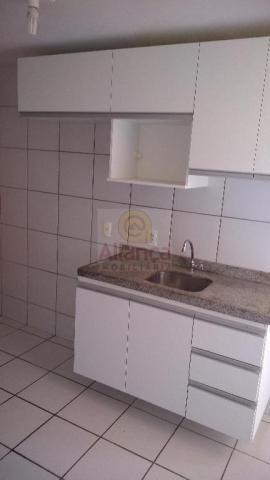 Apartamento para alugar com 3 dormitórios em Lagoa nova, Natal cod:LA-11237 - Foto 9