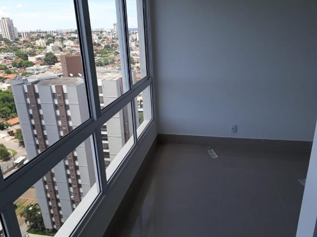 Apartamento 2 Qtos com suite no Terra Mundi Jd América só 239 Mil Nascente andar alto