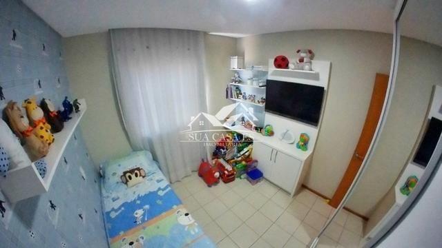 BN- Apartamento porteira fechada 3Qts- com suíte no Itaúna Aldeia Paque - Foto 17