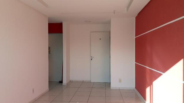 Excelente apt 2 qts com suite, closet e vg em Campo Grande - Foto 8