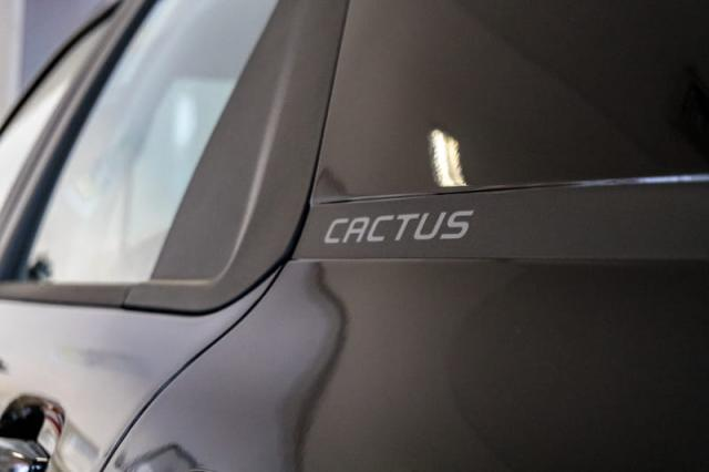 Citroen C4 Cactus 1.6 Feel Pack Aut Bi-tom Teto Preto 1920 2020 Flex - Foto 6
