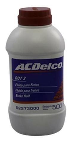 Fluido Freio Acdelco Dot3 Gm 52273000