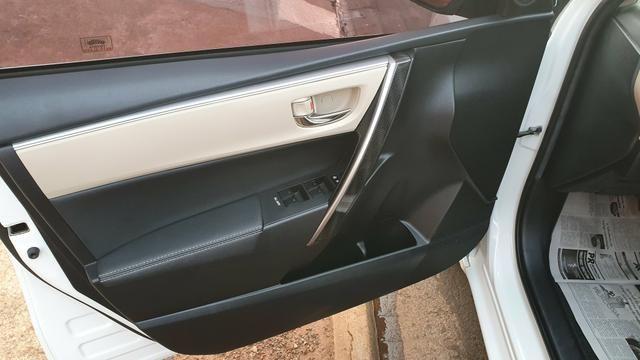 Corolla alts top d linha ano 14/15 automático Flex - Foto 10