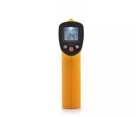(NOVO) Termômetro Digital Infravermelho B-max -50°c +420°c - Foto 3