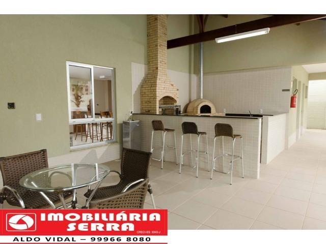 ARV132- Apto com Varanda gourmet, Home Office, 1 ou 2 vagas de garagem, em Colinas. - Foto 3