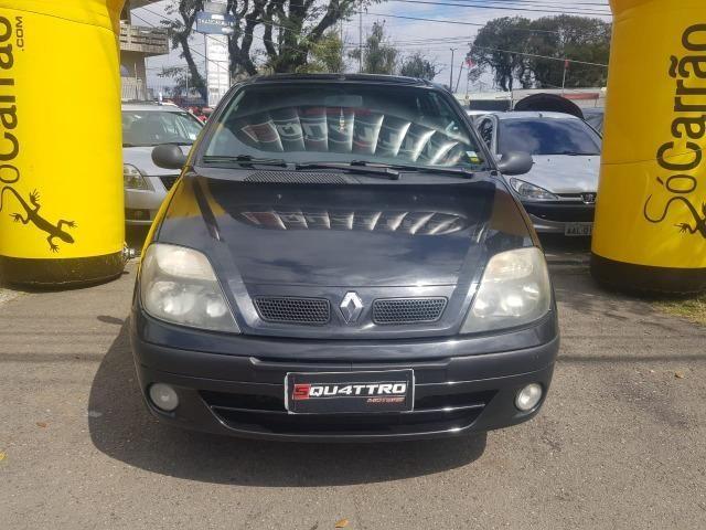 Renault - Scenic 1.6 Rxe - Repasse - Financio 100% - Foto 4