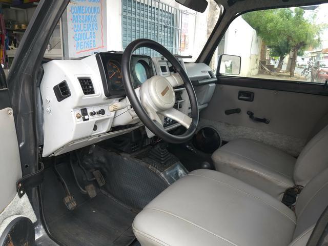 Vendo jeep samurai 4x4 - Foto 2