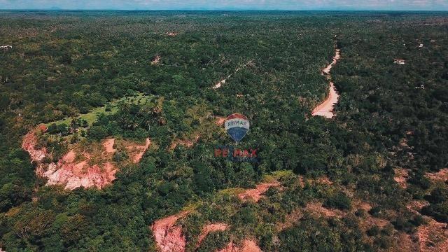Terreno à venda, 2045 m² por r$ 368.276 - arraial d'ajuda - porto seguro/ba - Foto 20