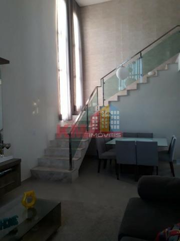 Aluga-se casa alto padrão com piscina no Ninho residencial - KM IMÓVEIS - Foto 6