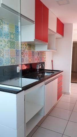 Excelente apt 2 qts com suite, closet e vg em Campo Grande - Foto 7