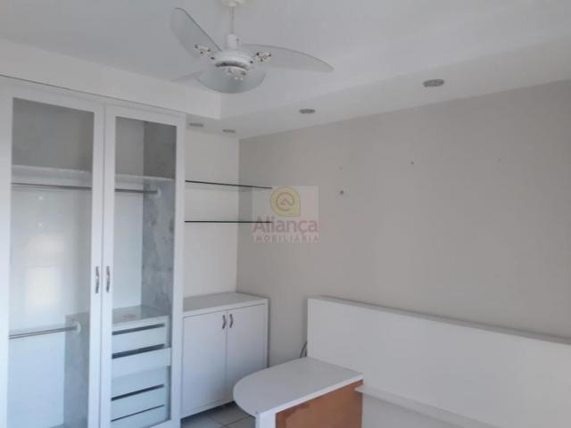 Apartamento para alugar com 3 dormitórios em Lagoa nova, Natal cod:LA-11235 - Foto 11