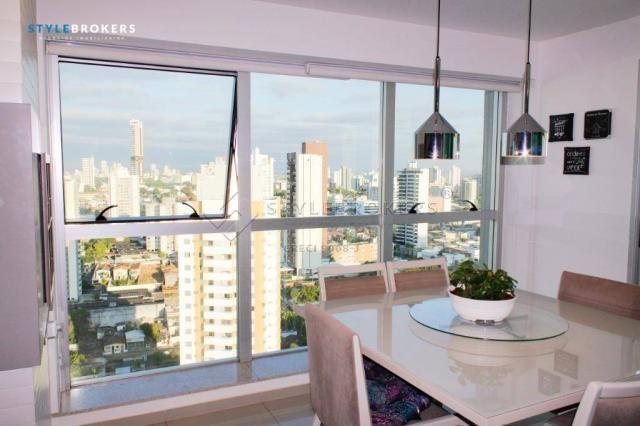 Apartamento com 3 dormitórios à venda, 194 m² por R$ 1.650.000,00 - Duque de Caxias II - C - Foto 10