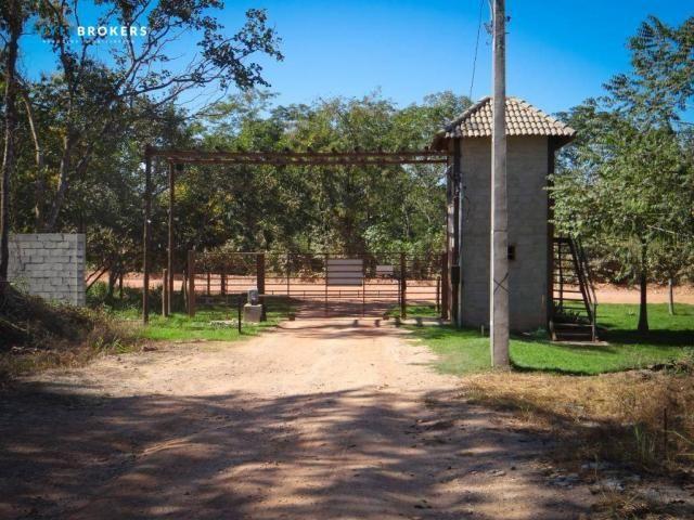 Terreno no Condomínio Àguas do Ouro à venda, 360 m² por R$ 36.400 - Distrito do Coxipó do  - Foto 17