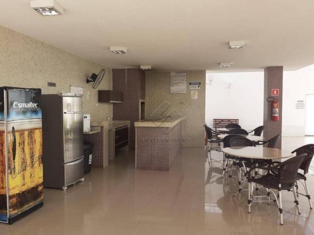 Apartamento no Edifício Cuiabá Central Parque com 3 dormitórios à venda, 107 m² por R$ 630 - Foto 16