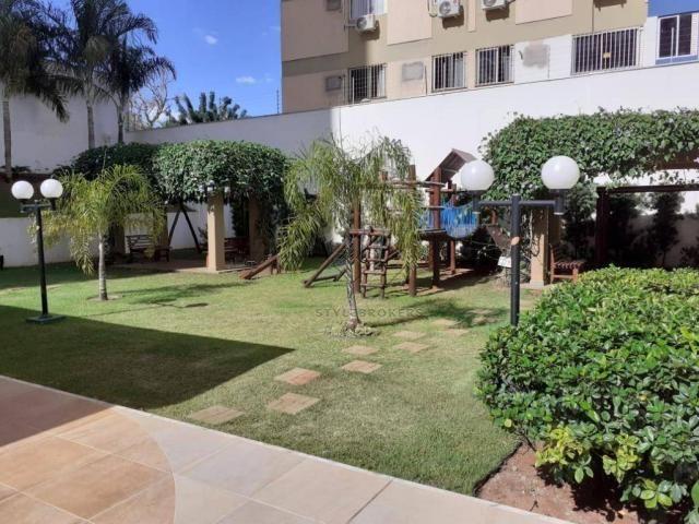Apartamento no Edifício Cuiabá Central Parque com 3 dormitórios à venda, 107 m² por R$ 630 - Foto 7