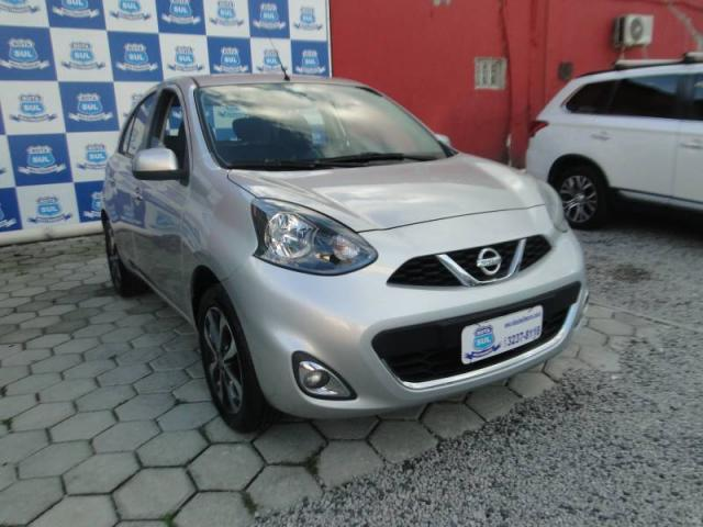 Nissan MARCH SL 1.6 8V - Foto 3