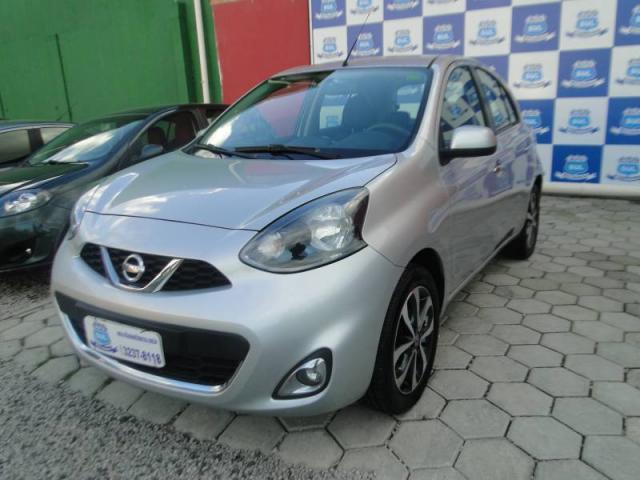 Nissan MARCH SL 1.6 8V