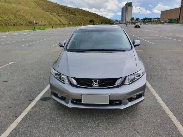 Honda Civic LXR 2.0 2015 - IPVA 2020 Pago - Foto 5
