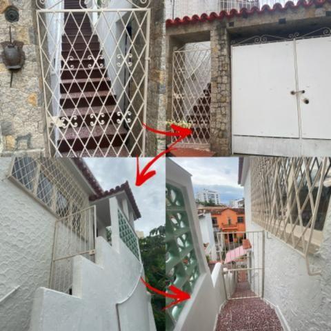 Casa de Vila com Terraço e Churrasqueira - Foto 2