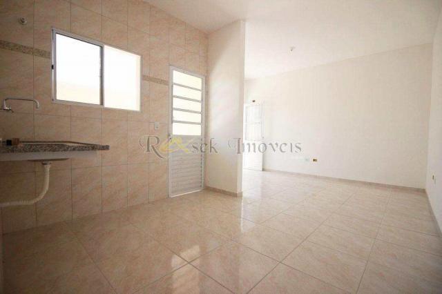 Casa à venda com 2 dormitórios em Jardim magalhães, Itanhaém cod:381 - Foto 5
