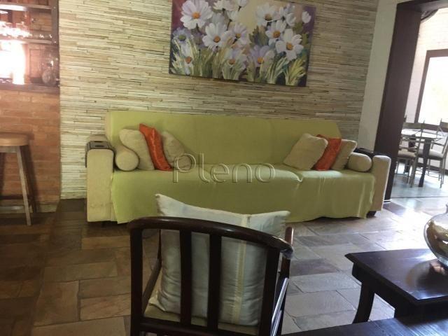 Casa à venda com 5 dormitórios em Vila hollândia, Campinas cod:CA017931 - Foto 2