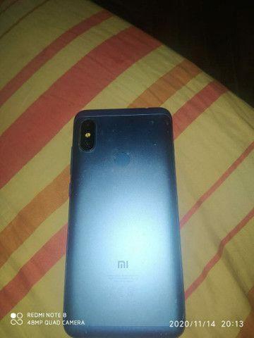 Xiaomi redmi note 6 pro vendo ou troco