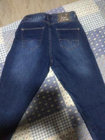 Calça jeans Biotipo Feminina Melissa n42 nova - Foto 2