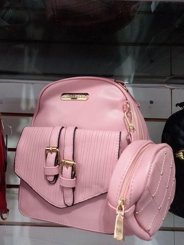 Bolsas de couro ecológico  - Foto 6