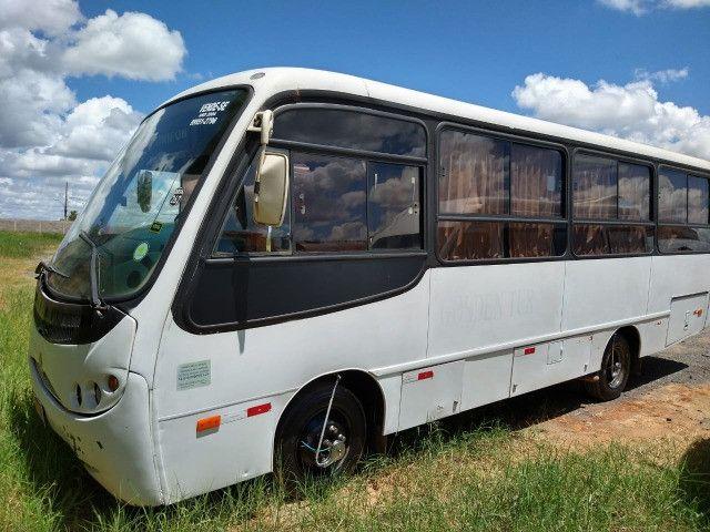Micro ônibus VW Busscar Micruss - Foto 8