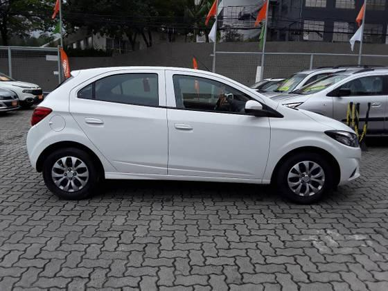 ONIX 2019/2019 1.0 MPFI LT 8V FLEX 4P MANUAL - Foto 10