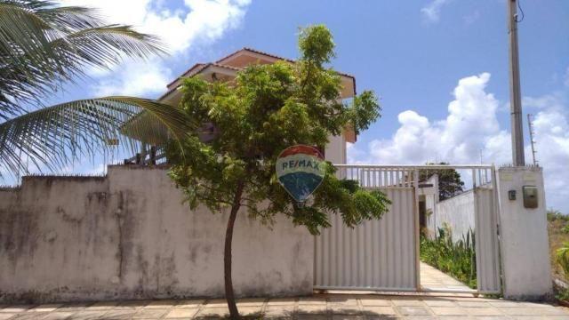 Casa com 3 dormitórios à venda, 180 m² por R$ 420.000,00 - Loteamento Praia Bela - Pitimbú - Foto 5