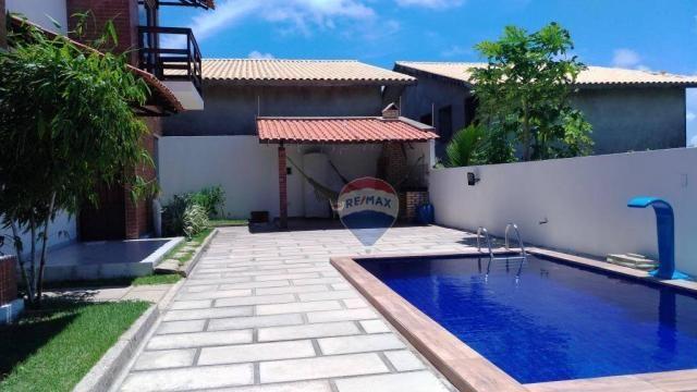 Casa residencial à venda, Loteamento Praia Bela, Conde - CA0049. - Foto 15
