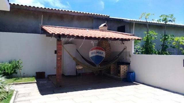 Casa residencial à venda, Loteamento Praia Bela, Conde - CA0049. - Foto 17