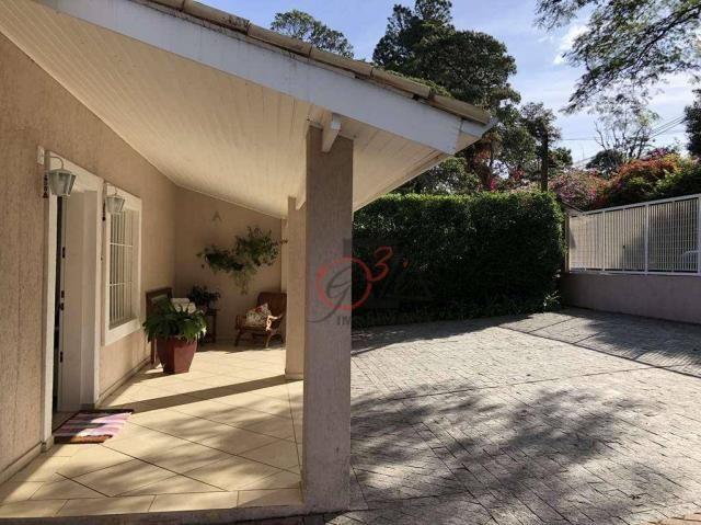 Casa com 5 dormitórios para alugar, 243 m² - Vila Santo Antônio - Cotia/SP - Foto 6
