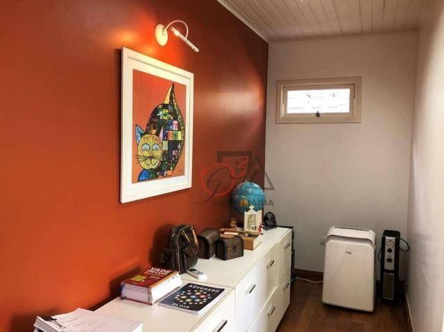 Casa com 5 dormitórios para alugar, 243 m² - Vila Santo Antônio - Cotia/SP - Foto 13