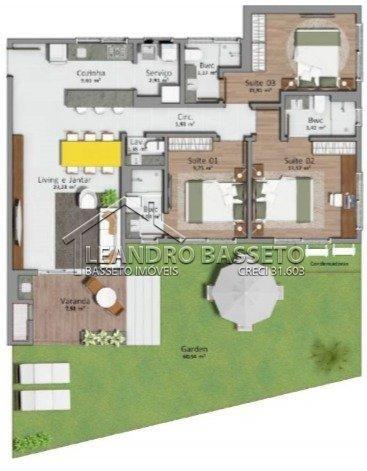 Apartamento à venda em Santo antônio de lisboa, Florianópolis cod:3057 - Foto 2