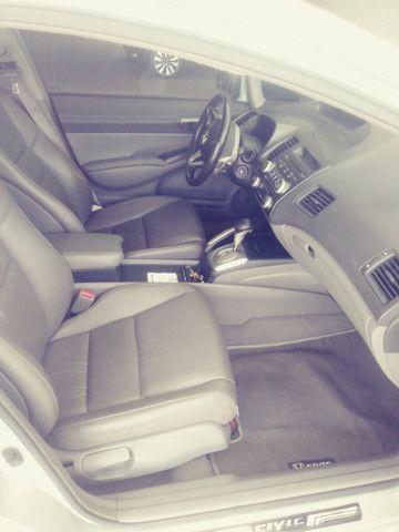 Civic LXL versão top de linha, carro esta novo! - Foto 6