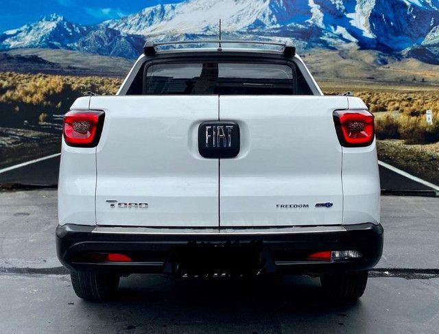 Vendo Fiat Toro freedom 1.8 automático - Foto 4