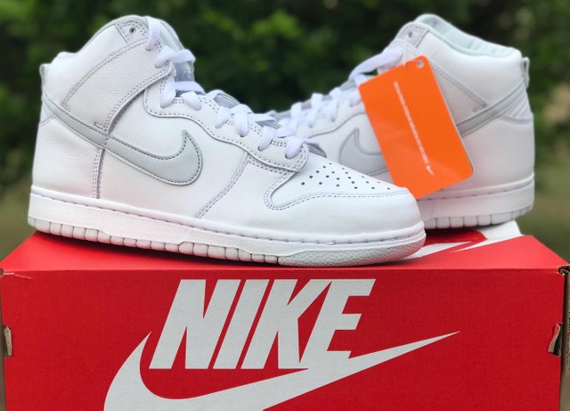 Nike Dunk Pure Platinum