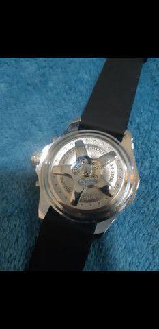 Relógio Breitling for Bentley Automático Pulseira de borracha - Foto 3